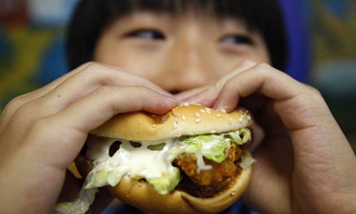 Fast Food - Eine Errterung schreiben - helpsterde