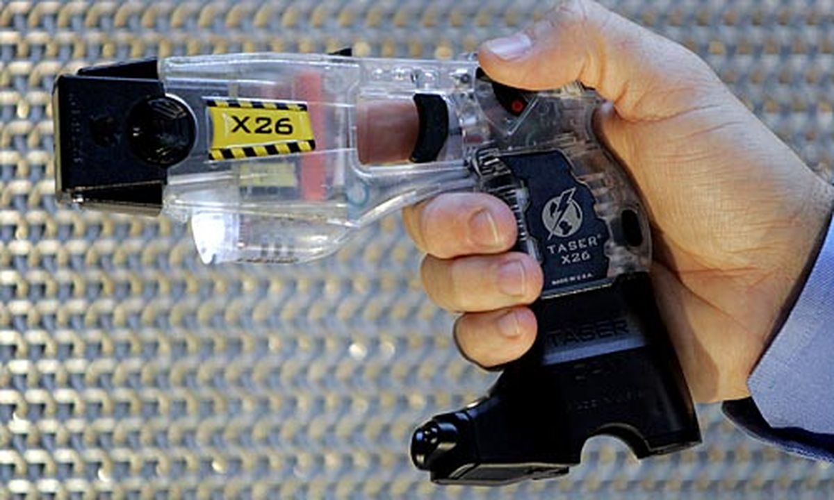 taser technology essay Pros and cons of less-lethal self-defense  there are a few types of less-lethal self-defense weapons  to carry pepper spray or a small taser than to.