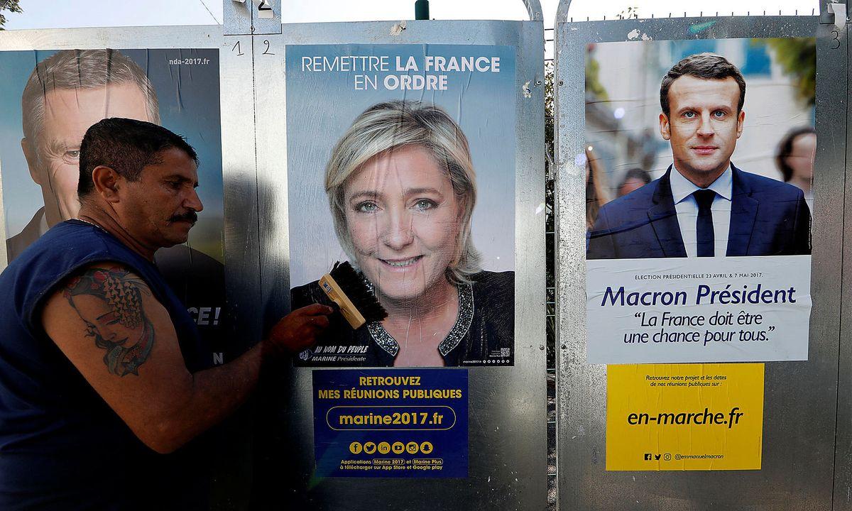 Ein Duell um die Zukunft Europas