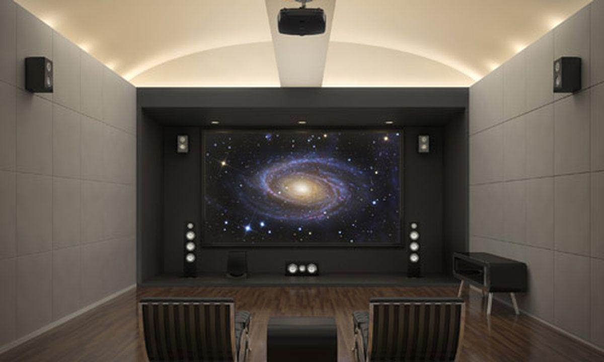 3 d projektoren billigere beamer f r kino im wohnzimmer - Beamer wohnzimmer ...